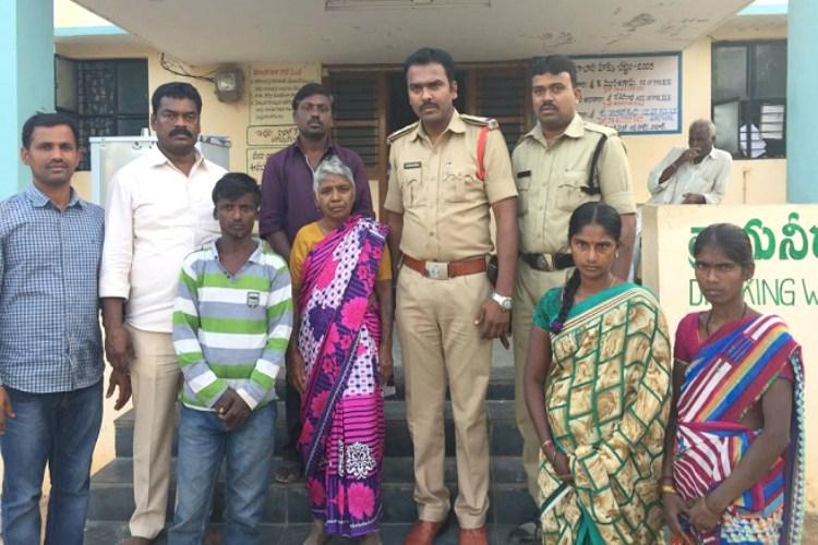 Telangana Police help reunite woman with family 7 months after she went missing