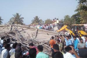 Dharwad building collapse 4 more persons rescued death toll stands at 14