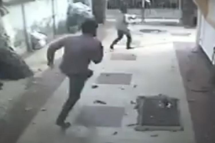 Watch TNM accesses footage of Hasinis killer Dhasvanth escaping from police
