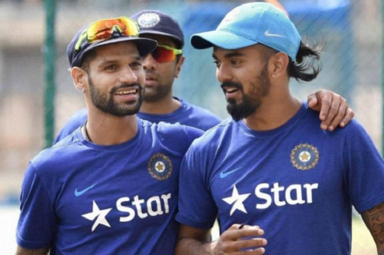 Dhawan too precious to be ruled out just yet KL Rahul to open Asst coach Bangar
