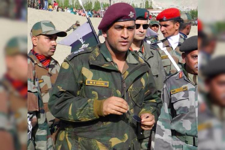 MS Dhoni not to be part of WI tour takes 2-month sabbatical to join army regiment