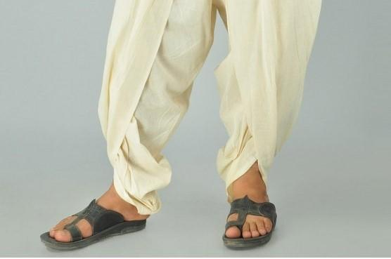 Im a 24-year-old Gandhian and Im not ashamed to wear a dhoti everyday