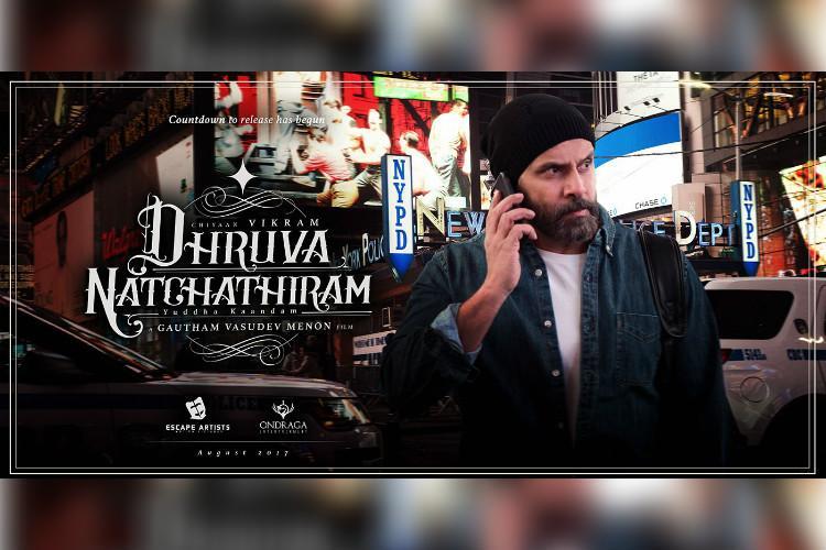Vikram to recommence work on Gautham Menons Dhruva Natchathiram