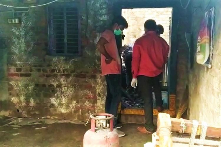 For rejecting his proposal AP man sets womans house on fire 2 kids charred to death