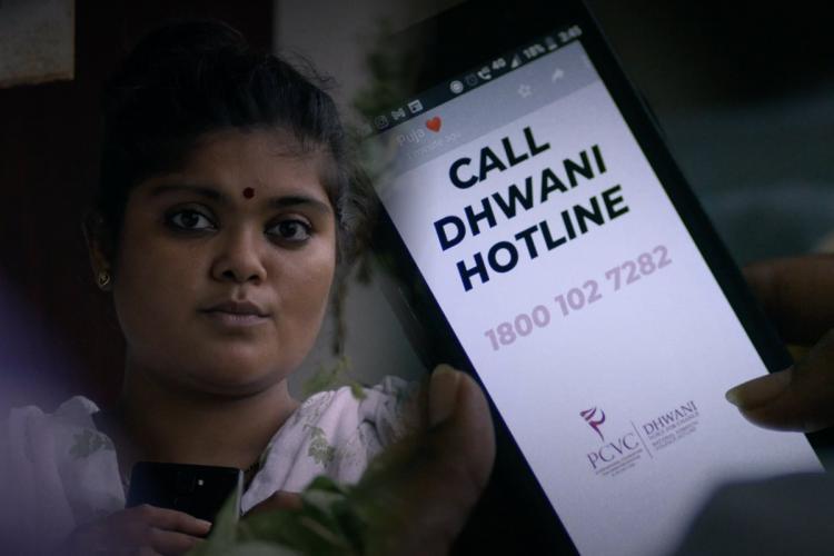 Shut Up Pannadhinga Encouraging women to seek support if facing violence at home