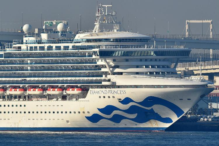 Irish passengers quarantined on cruise ship in Japan amid coronavirus outbreak