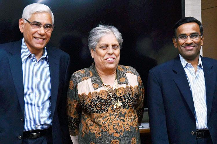 Meet Diana Edulji the only cricketer and lone woman on the SC appointed panel to run BCCI