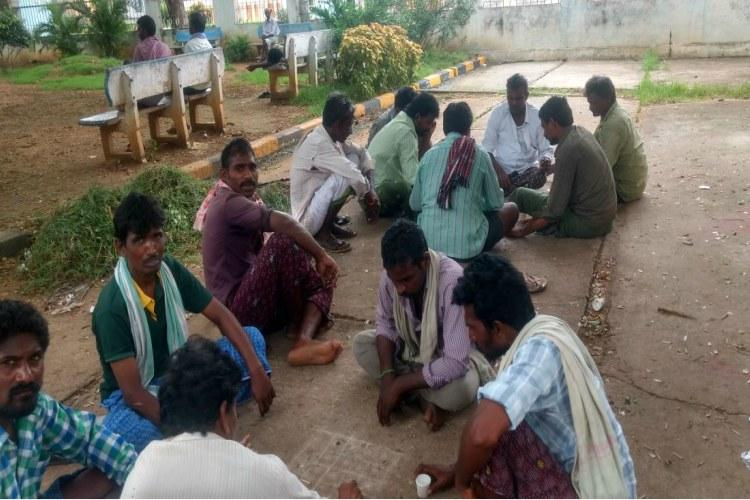 37 days and counting Andhra mirchi farmers left jobless due to govts new e-marketing policy