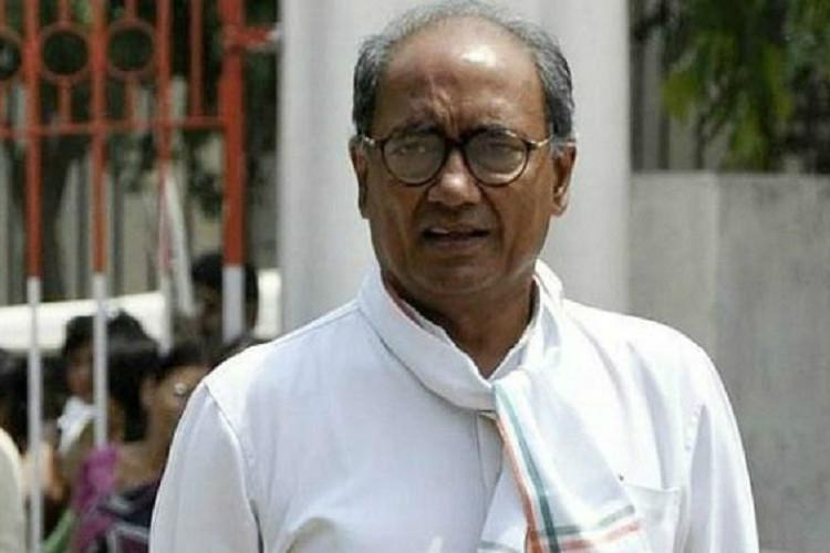 I condemn the attack on our soldiers but dialogue with Pakistan must continue Digvijay Singh