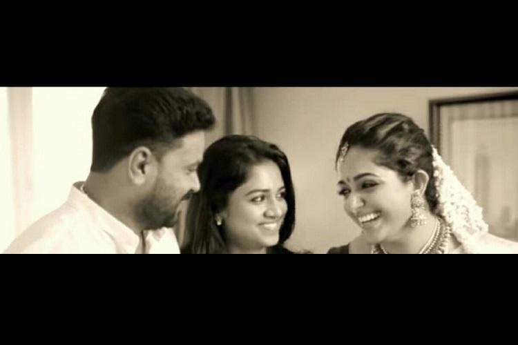Watch Inside the Dileep-Kavya Madhavan wedding smiling newlyweds and a happy daughter