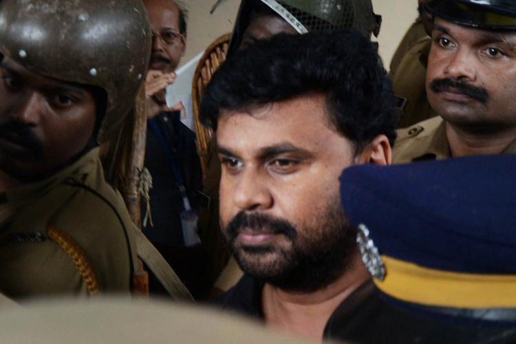Kerala actor assault accused Dileep