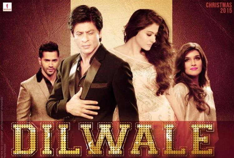 The Dil seems to be missing in Dilwale a gist of five reviews