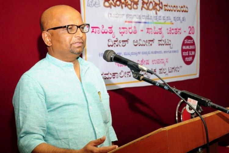 BJP wants Karnataka CMs media advisor Mattu out for sympathising with terrorists he denies