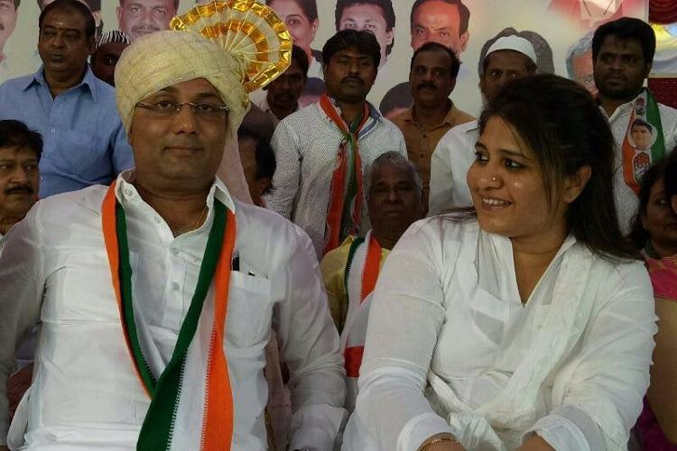 BJP MPs tasteless dig at Cong leaders Muslim wife Interfaith couples share their stories
