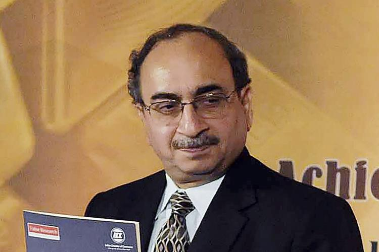 New SBI Chairman Dinesh Kumar Khara at a launch
