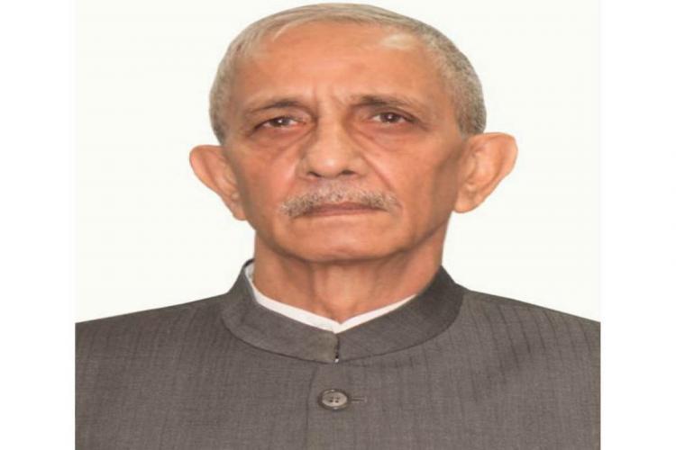 Dineshwar Sharma passes away