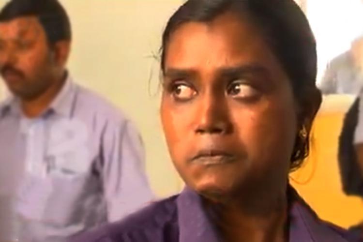 Protesting Kerala RTC woman staffer attempts suicide outside secretariat