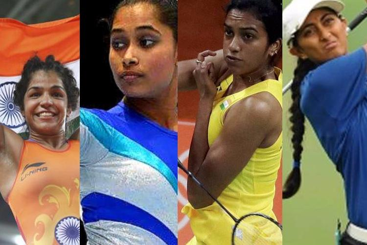 If Dipa Sakshi and Sindhu had listened to Indian politicians where would we be