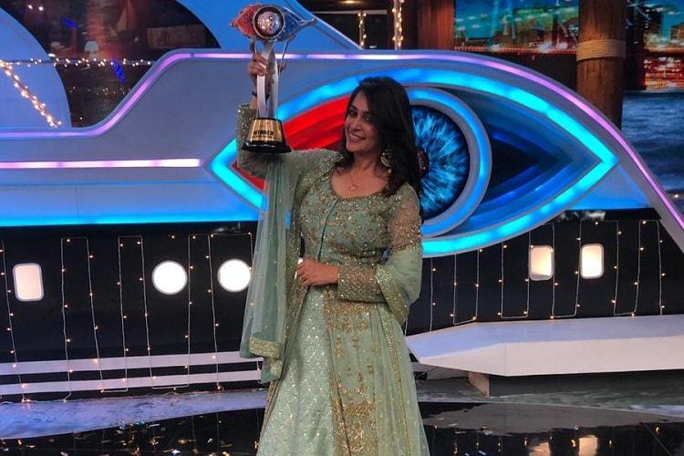 TV actor Dipika Kakar stumps Sreesanth to win Bigg Boss 12