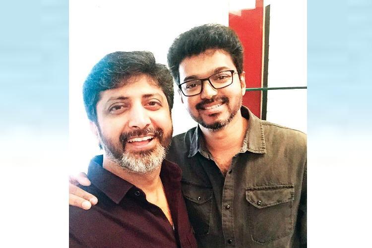 Director Mohan Raja confirms reuniting with Vijay for new project