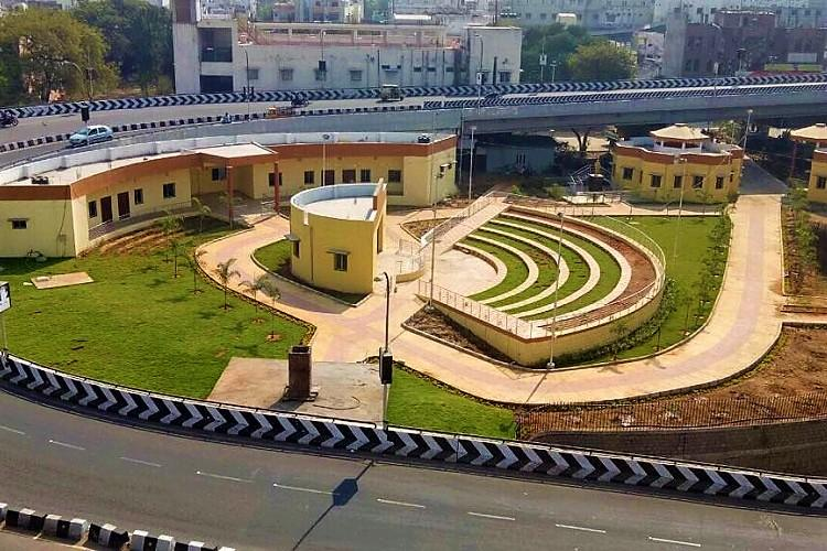 In pictures Hyderabad gets its first differently abled-friendly park