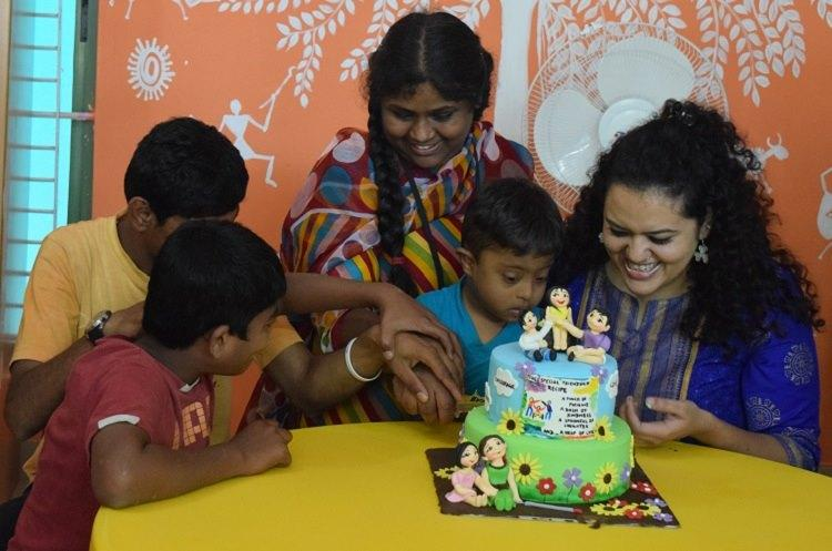 Slices of awareness This campaign uses cakes to teach people about children with special needs