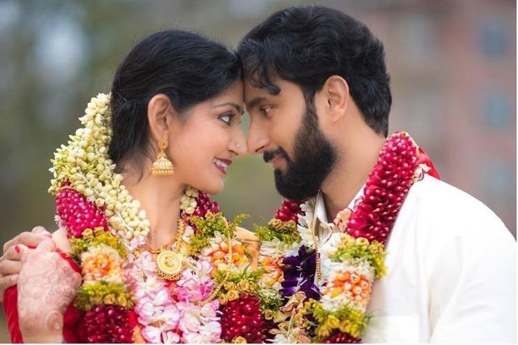 Malayalam actor Divya Unni marries US-based techie in Houston