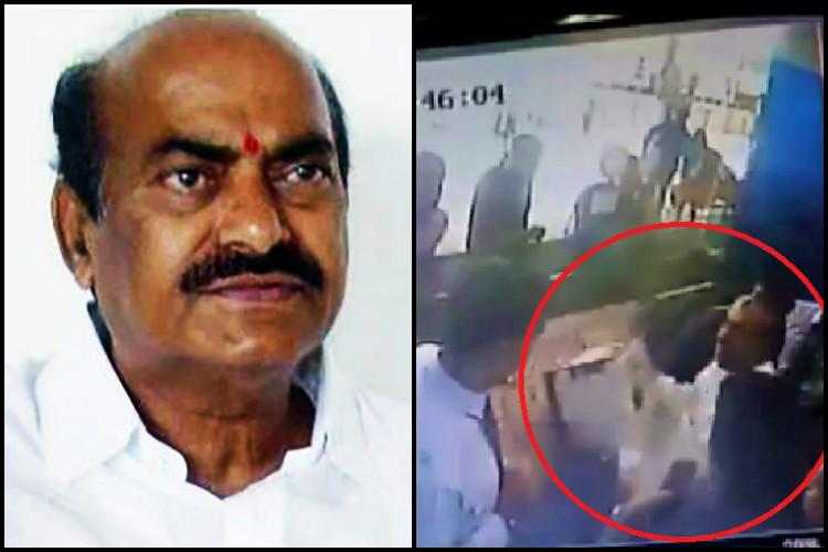 Rowdy MP to get his wings back IndiGo lifts flying ban on Diwakar Reddy