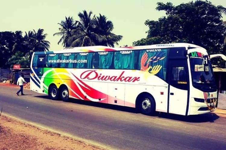 AP Transport Department cracks down on ex-TDP MPs travel company Diwakar Travels