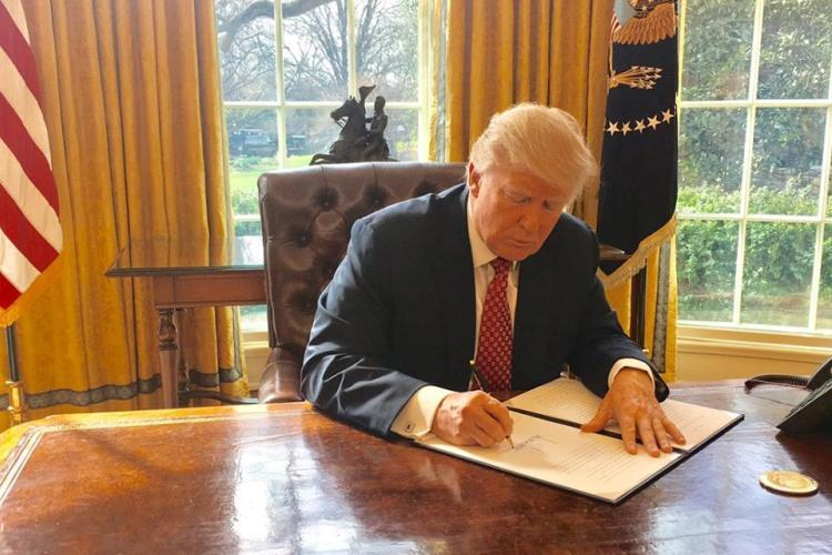 Donald Trump takes first step towards H-1B visa reform