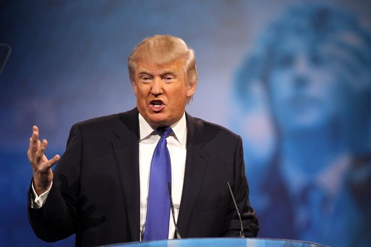 Donald Trump chooses wexit on climate change