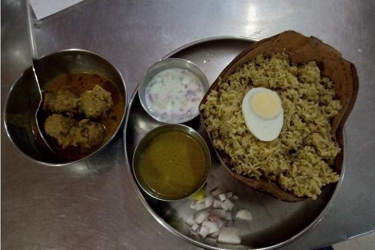 Discovering the Donne Biryani in Bengaluru Why this no-basmati dish is heavenly