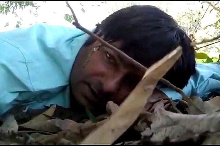 Ma I love you may die today Doordarshan staffers video during Chhattisgarh attack