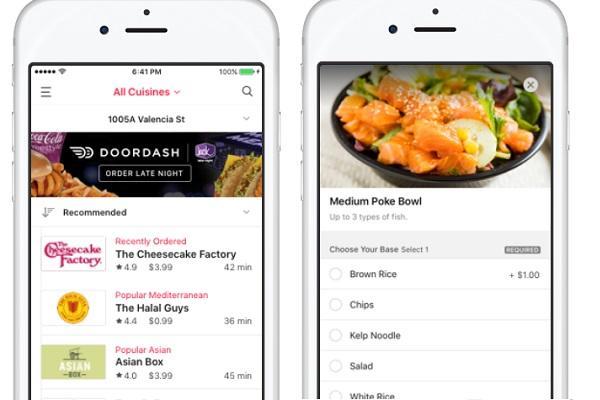 San Francisco-based DoorDash acquires Y Combinator incubated startup Rickshaw