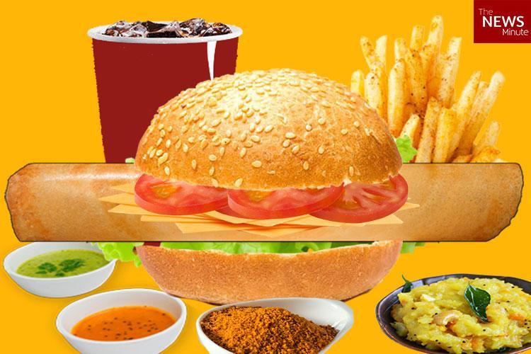 McAloo Tikki is pass McDonalds is launching the masala dosa burger with molaga podi sauce