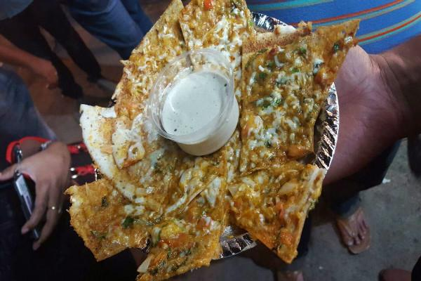 Hyderabad dosa crackdown Techies battered as late night stalls shut