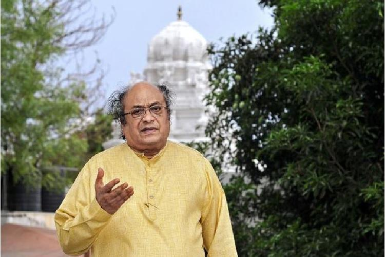 Renowned Telugu poet and Jnanpith awardee Dr C Narayana Reddy passes away in Hyderabad
