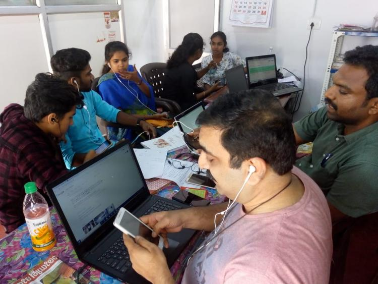 How doctors in Ernakulam used simple technology to handle medical crises during floods