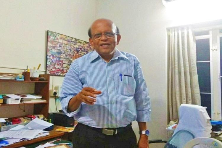 We used to grind rocket propellant manually Kerala space scientist KN Ninan recalls