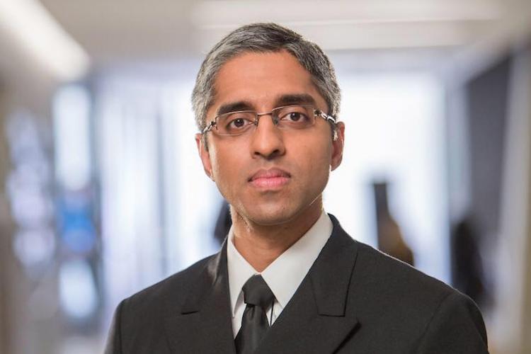 Dr Vivek Murthy