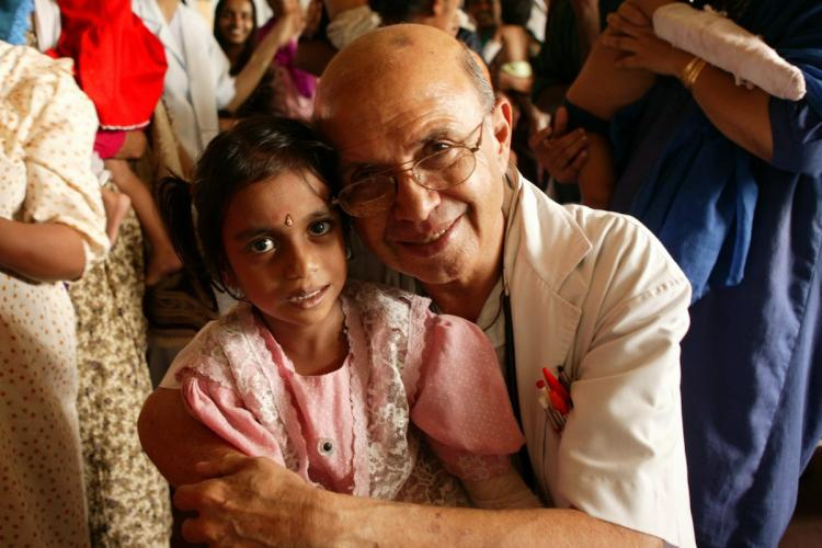 Pioneer of cleft care for children Dr Adenwalla passes away in Kerala at age 90