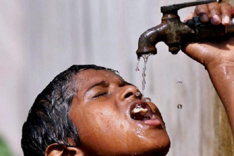Chennai residents disgusted after sewage leaks into drinking water supply in Adyar