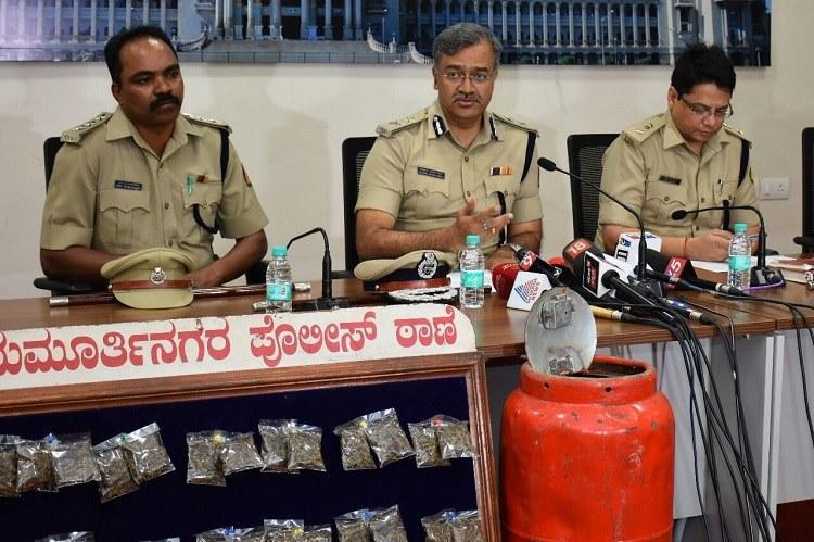 Bengaluru police solve problem of disposal of seized drugs find facility to burn them