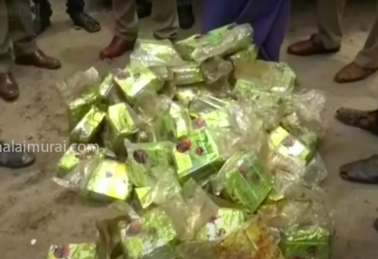 Meth Drugs found in Mamallapuram