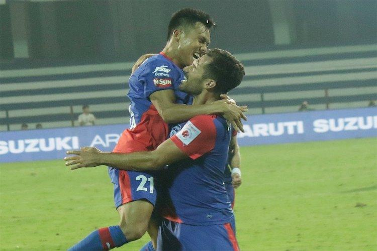 ISL Udantas goal guides Bengaluru FC to win over Delhi Dynamos