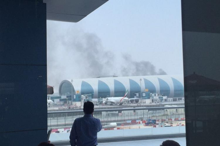 We were so scared we couldnt think What happened inside Emirates flight in Dubai