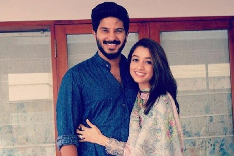 We are blessed with a drop of heaven Dulquer Salmaan announces birth of baby girl