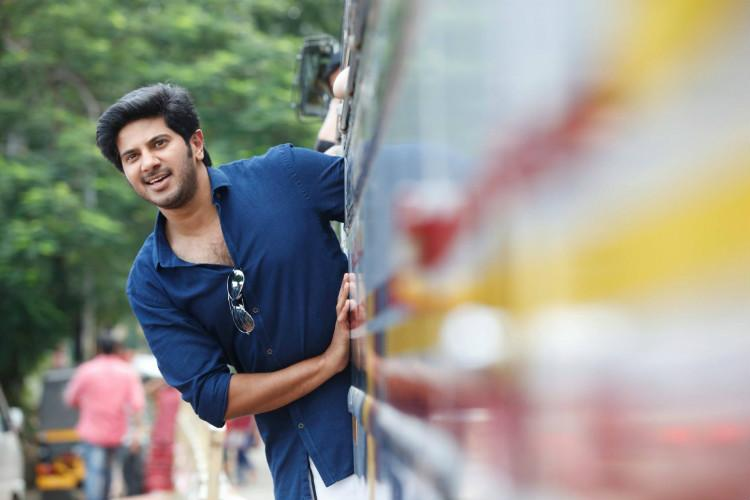 Dulquer promotes Sunny Waynes stage play