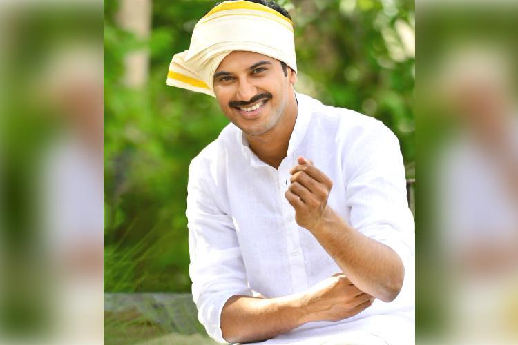 Dulquer Salmaan signs a Telugu movie