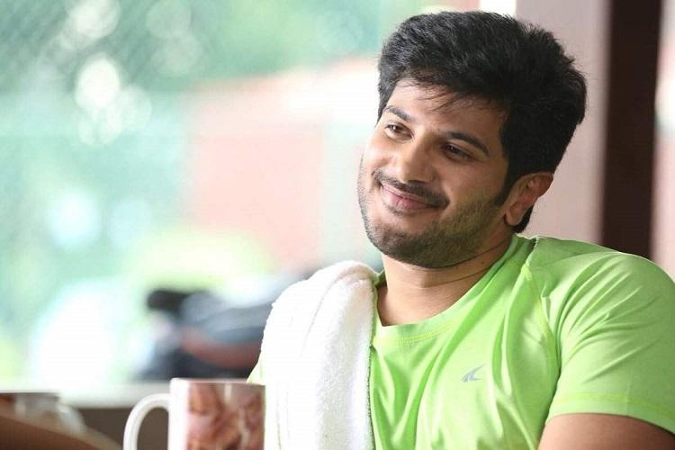 Dulquer Salmaan back in Mollywood after a short gap